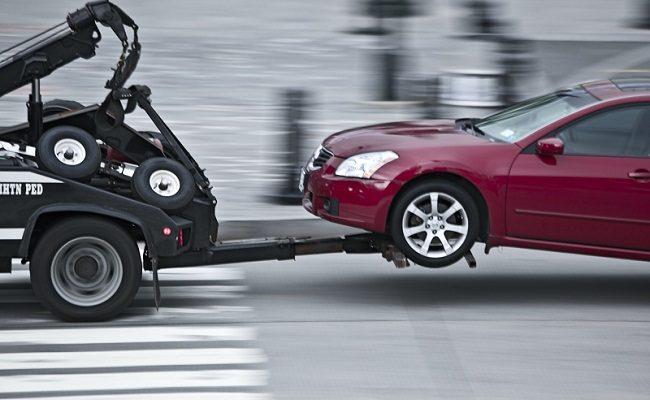 موارد لازم برای بکسل کردن خودرو اتوماتیک