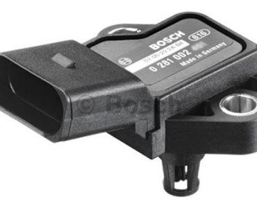 سنسور مپ چیست و تشخیص خرابی آن چگونه است؟
