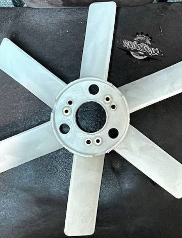 پروانه موتور مینیبوس کارسان