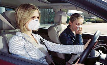 دلایل ورود بوی بنزین به داخل اتاق خودرو چیست؟